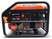 Однофазный бензиновый генератор Daewoo GDA 2300 (2,2 кВт)