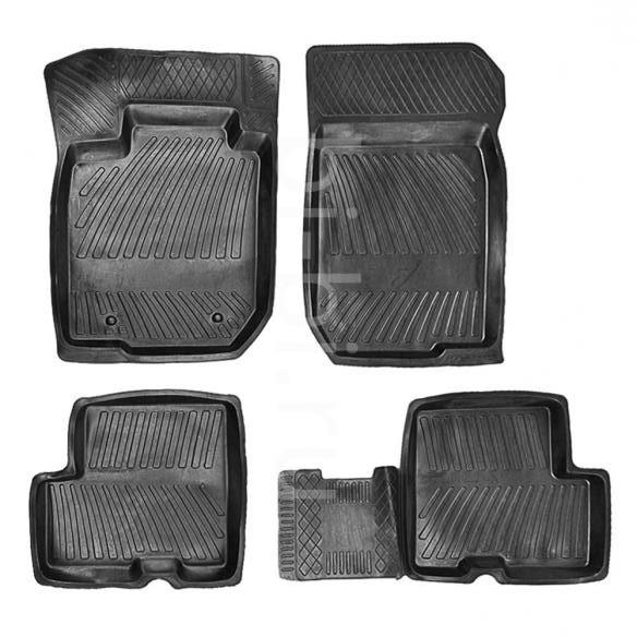 Резиновые коврики ВАЗ Lada Granta 2190