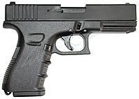 Пистолет стартовый Retay G 19C 14-зарядный кал. 9 мм. Цвет - black