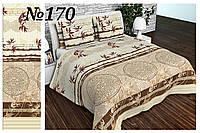 Простынь евро двуспальная, 240х220, бязь GOLD, расцветок много разных