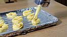 Кондитерский шприц cookie press & icing set с насадками, фото 5