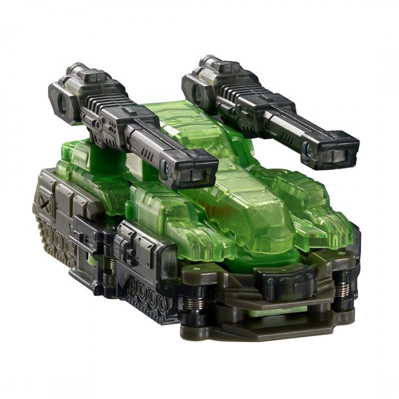 Машинка-трансформер Дикий скричер Крокшок Crocshock L2 Wild Screecher sct
