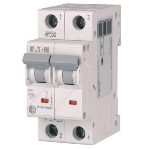 Автоматический выключатель Eaton xPole Home HL-C25/2