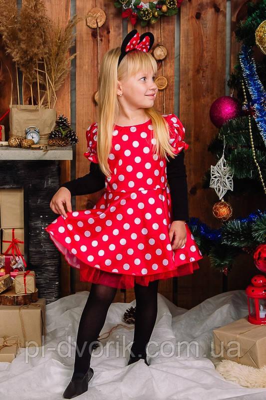 "Новогодний костюм ""Минни""  Модель: 7006"