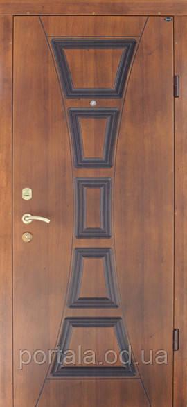 """Вхідні двері """"Портала"""" (Преміум) ― модель Філадельфія Patina"""