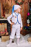 """Новогодний костюм """"Зайка""""     размер 30.32  Новогодний костюм """"Зайка"""" Модель: 9517-1, фото 3"""