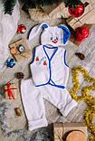 """Новогодний костюм """"Зайка""""     размер 30.32  Новогодний костюм """"Зайка"""" Модель: 9517-1, фото 2"""