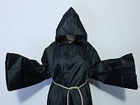 Карнавальний плащ з капюшоном і рукавами, фото 1