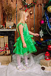 """Новогоднее платье """"Елочка""""  Модель: 7005, фото 2"""