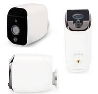Daytech Аккумуляторная 1080P Беспровдная Ip-камера Wi-Fi 2Mp Hd Камера видеонаблюдения