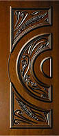 """Входная дверь """"Портала"""" (серия Премиум) ― модель АМ 2 Patina, фото 1"""