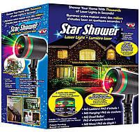 Lazer-star shower (Лазер Звездное шоу )