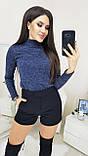 Гольфик женский бордо, бутылка, серый, синий, графит, 42, 44, 46, 48, фото 10