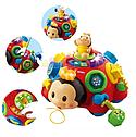 Музична іграшка сортер каталка Чарівна скринька Божа корівка, фото 4