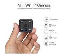 Wi-Fi мини-камера с питанием от аккумулятора камера безопасности 1080 P