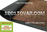 Придверні килимок ворсистий з поліамідним покриттям і гумовим кантом 116х73х0,5 див., фото 2