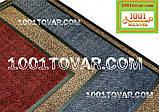 Придверні килимок ворсистий з поліамідним покриттям і гумовим кантом 116х73х0,5 див., фото 3
