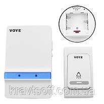 Звонок VOYE V012B от батареек