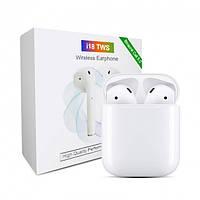 Беспроводные Bluetooth наушники, стерео гарнитура TWS i18