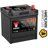 Автомобильный аккумулятор Yuasa YBX3008 50Ач 12В SMF