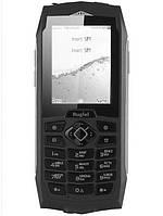 Защищенный мобильный телефон Land rover Rugtel R1 black 3G +Wi-Fi, фото 1