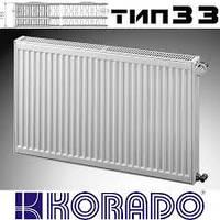 Сталевий радіатор Korado Radik Klasik 33 500-400, фото 1