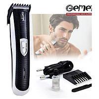 Машинка для стрижки волос GEMEI GM-769 аккумуляторная