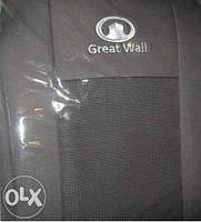 Чехлы на сидения Great wall Hovel M2 c 2013 г.в.