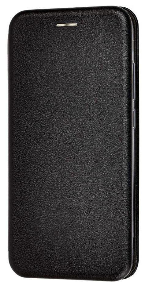 Чехол (книжка) премиум для Xiaomi Redmi Note 8 Proчёрная