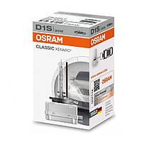 Лампа ксеноновая с цоколем D1S Osram Xenarc Classic 66140CLC