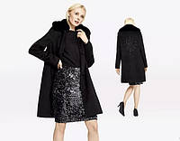 Шикарнейшее теплое пальто Германия Esmara коллекция от heidi klum 38 евро наш 44-46