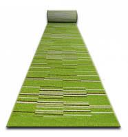 Ковер Лущув Fryz 100x100 см зеленый квадратный (Q994)