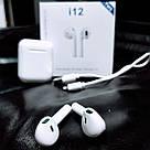 🎧Беспроводные Наушники для Apple iPhone Android Bluetooth 5.0 TWS i12, фото 10