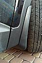 Брызговики MGC Hyundai Santa Fe (Хюндай Санта Фе) 2012-2018 г.в. комплект 4 шт 2WF46AC200, 868312W000, фото 8