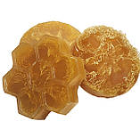 Мило-скраб з люфою і прополисным маслом, фото 2