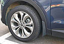 Брызговики MGC Hyundai Santa Fe Америка 2012-2018 г.в. комплект 4 шт 2WF46AC200, 868412W000, фото 7