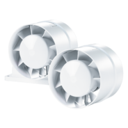 Вентилятор Вентс ВКО 150, Двигун на підшипниках кочення