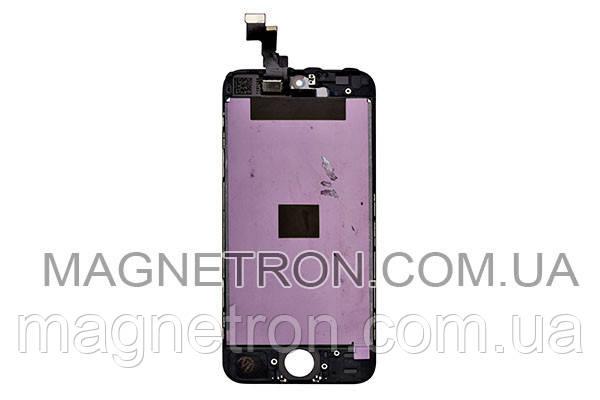 Дисплей с тачскрином и рамкой для мобильного телефона iPhone 5S, фото 2