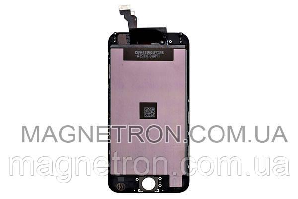 Дисплей с тачскрином + рамка для мобильных телефонов iPhone 6, фото 2