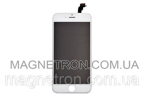 Дисплей с тачскрином и рамкой для мобильного телефона iPhone 6