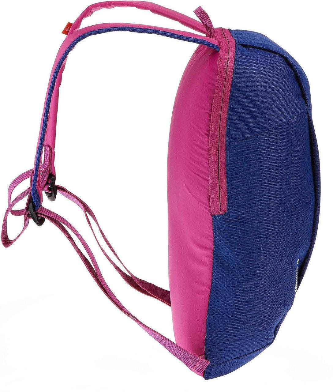Спортивный рюкзак QUECHUA 10L, фиолетовый, фото 3