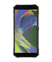 """Смартфон для активного отдыха со сканером отпечатков пальцев 5,7"""" 2/16Gb Sigma X-treme PQ53 чёрный"""
