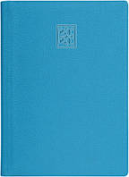 Ежедневник Optima 2020 Armonia А5 датированный 352 страницы Голубой (O25229-11)