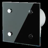 Вентилятор Вентс Модерн 125, Шнурковий вимикач+Таймер+Датчик вологи