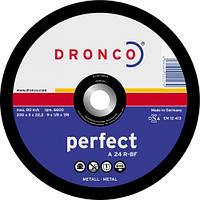 Диск по металлу 350х3х25,4 DRONCO INKRU00000L350302D (INKRU00000L350302D)