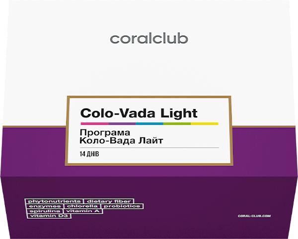 Коло-Вада Лайт / Program Colo-Vada Light