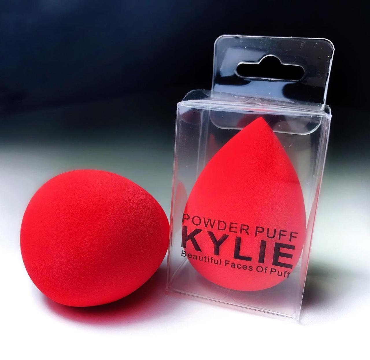 Спонж для лица Kylie Powder Puff