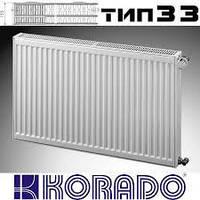 Стальной радиатор Korado Radik Klasik 33 500-2000, фото 1