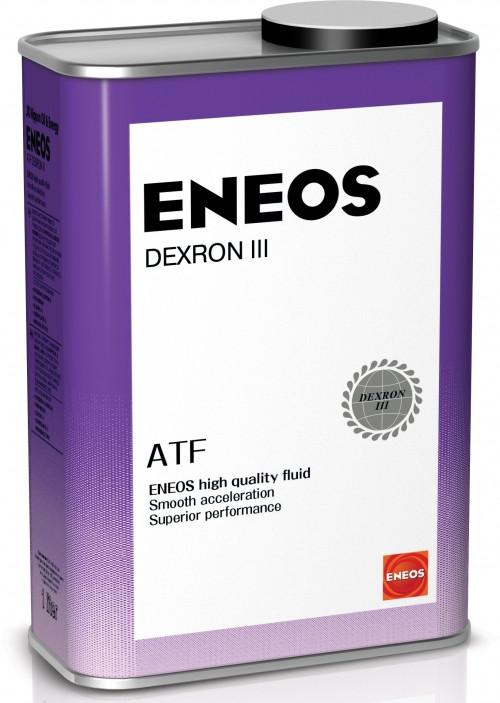 Трансмиссионное масло ENEOS DEXRON - III  1лит.
