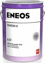 Трансмиссионное масло ENEOS DEXRON - III  20лит.